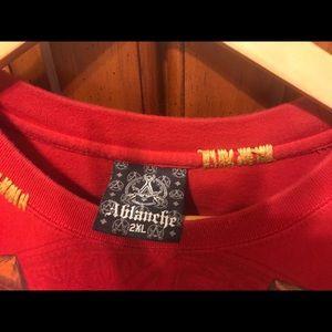 Shirts - Ablanche One Nation ⭐️ Heavy Cotton Shirt sz 2XL